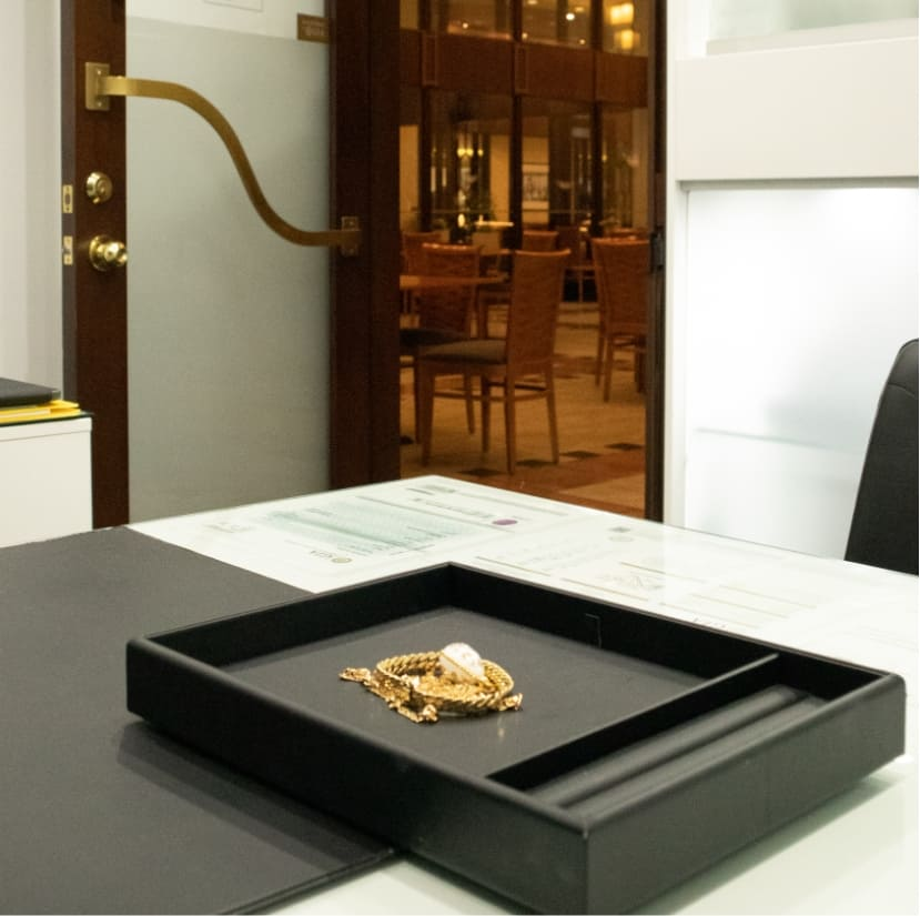 we are located within the grace hotel lobby on 77 york street, sydney